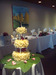 Belgian White Chocolate Wedding Torte