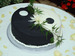 Ying-Yang Wedding Torte
